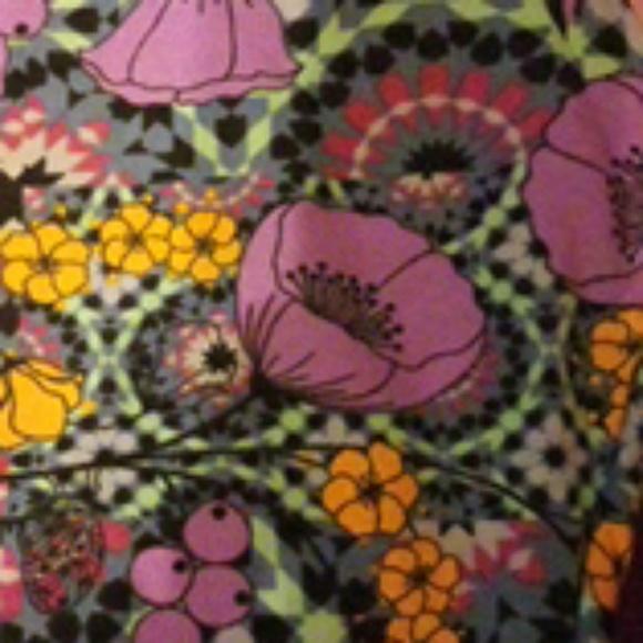 LuLaRoe Pants - Lularoe Tc floral